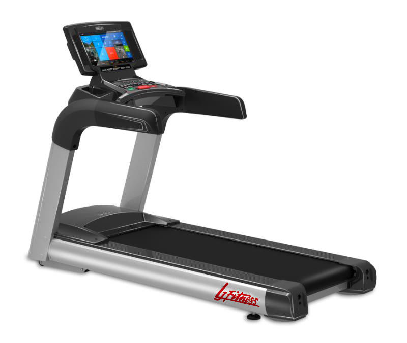 Smart Commercial Treadmill For Gym Use , Professional Grade Body Sculpture Treadmill